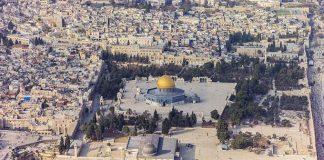 Jerusalén Trump