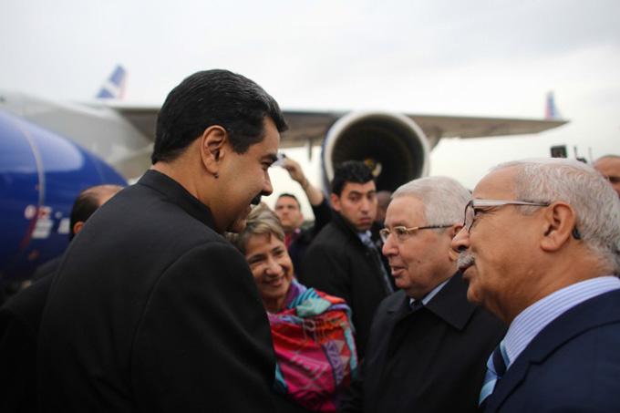 Maduro Argelia