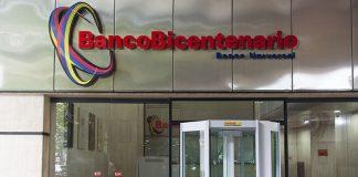 Bicentenario bancos