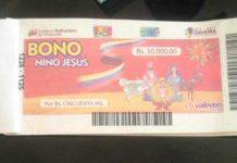 Bono Niño Jesús