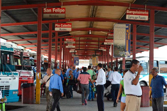 INTT: transportistas deben respetar tarifas en temporada decembrina