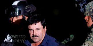 El Chapo juicio