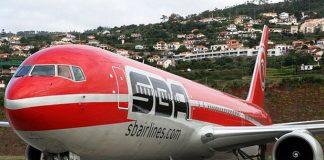 Santa Bárbara Airlines