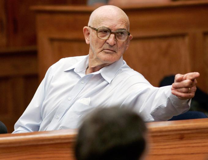 Murió en la cárcel Edgar Ray Killen, miembro del Ku Klux Klan