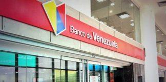 banco de Venezuela trabajadores