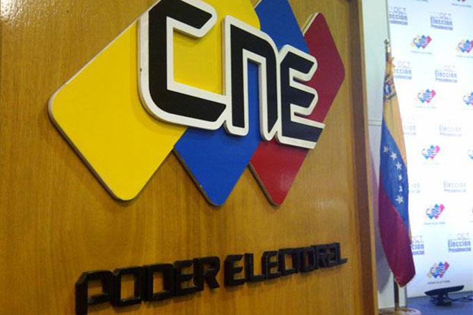 CNE trabaja en el desarrollo del cronograma electoral
