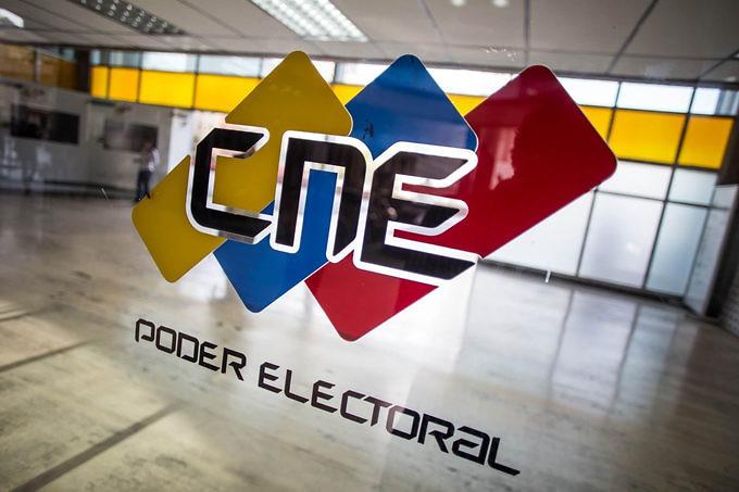 CNE partidos