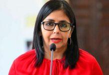 Delcy Rodríguez ANC