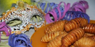 gusanos de carnaval