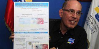 saime pasaportes