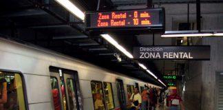 Metro de Caracas boleto