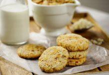 saludables galletas