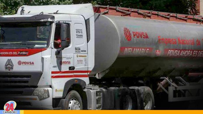 Crisis-de-Combustible-una-gandola-de-gasolina-cuesta-menos-de-2Bs--WEB-N24 - Noticias 24 Carabobo