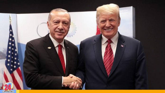 noticias24carabobo-Cumbre de G20 2019. Erdogan y Trump se reuniran a finales de Junio