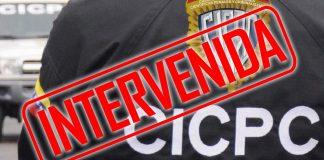 CICPC es intervenida - Noticias 24 Carabobo