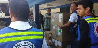 Primera parte de ayuda humanitaria - Noticias 24 Carabobo