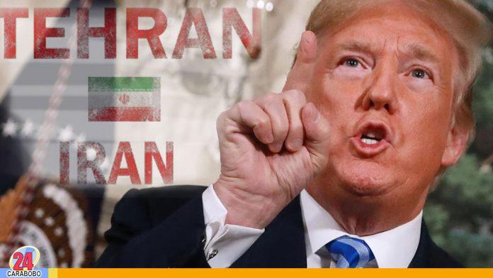 Iran-amenaza-y-Trump-asegura-que-si-atacan-seria-su-fin-WEB-N24 - noticias 24 carabobo