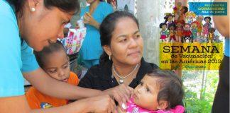 Jornada de la semana de Vacunación - N24