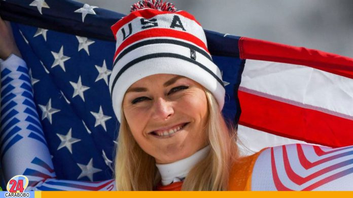Lindsey Vonn-Esquiadora-noticias24C