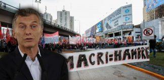 noticias24carabobo-Macri y Campaña Electoral. Nueva huelga por medidas económicas
