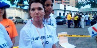Madre del ex preso- N24