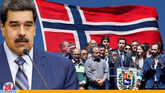 Noruega-podría-ser-mediador-del-dialogo-entre-gobierno-y-oposición--WEB-N24C - Noticias 24 Carabobo