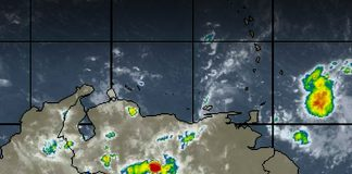 Onda tropical se encuentra-Inameh-territorio venezolano-Noticias24carabobo