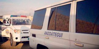 policía de Anzoategui- Noticias24