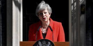 noticias24carabobo-Primera Ministra británica Theresa May renuncia a su cargo