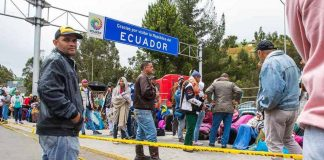 noticias24carabobo- Probada propuesta de visa humanitaria para migrantes venezolanos en Ecuador