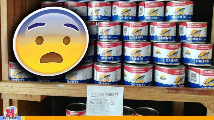 productos enlatados-precio-inaccesibles-noticias24c