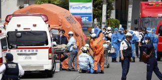 noticias24carabobo-Tragedia en Japón, muerte de una niña y varios heridos en la ciudad de Kawasaki