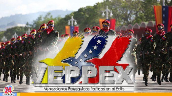 Veppex- militares venezolanos - Noticias 24