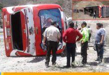 Accidente de autobús - N24
