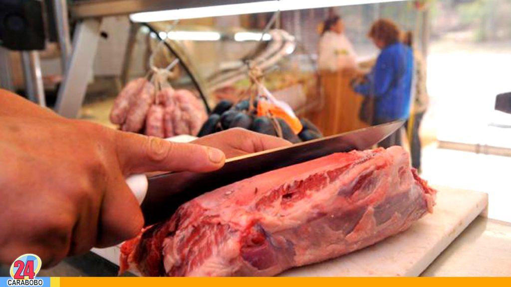Alto precio de la carne - Noticias 24