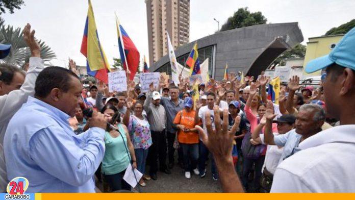 EB-N24-Comités-de-ayuda-y-libertad-continúan-su-juramentación-en-Carabobo - Noticias 24 carabobo