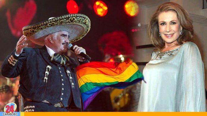 Hígado gay - Vicente Fernández - Noticias 24