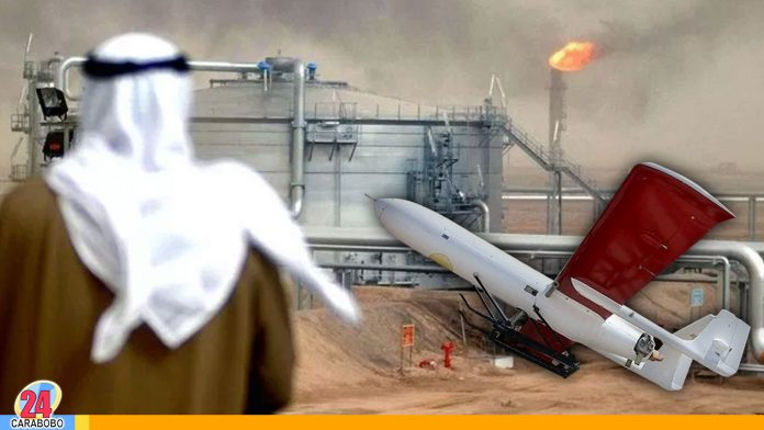 Irán-ataca con drones- N24
