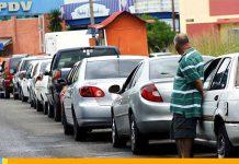 WEB - N24 - escasez de gasolina - noticias 24 carabobo