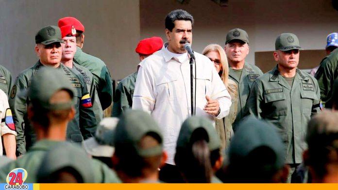FANB - Nicolas Maduro - Noticias 24
