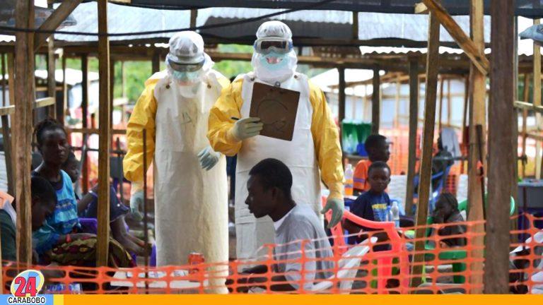 Mueren 17 personas en un nuevo brote de Ébola en el Congo