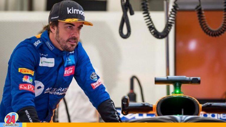 Fernando Alonso busca una oportunidad para clasificar en Indiánapolis