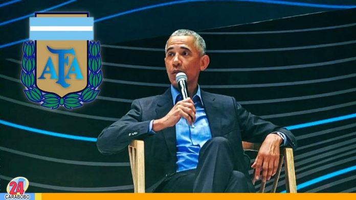noticias24carabobo-Obama-y-el-deporte--Expresidente-explicó-por-qué-Argentina-no-gana-el-Mundial