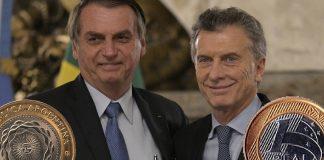 noticias24carabobo-¡Única moneda! Brasil y Argentina inician proyecto económico
