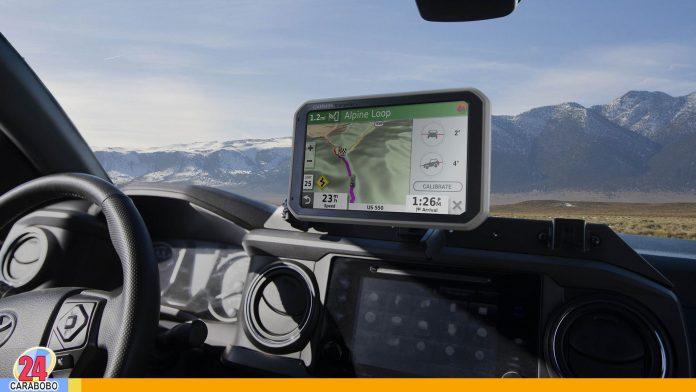 GPS Garmin Overlander-noticias24carabobo