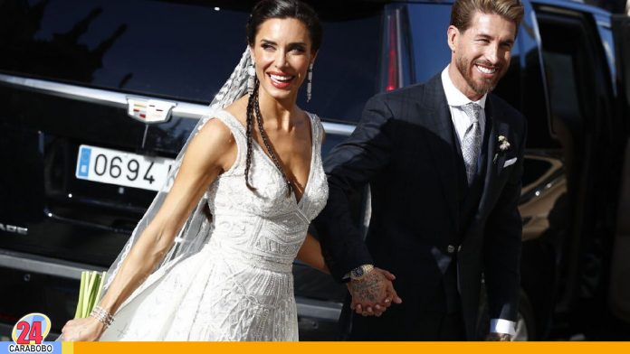 Sergio Ramos y Pilar Rubio- boda del año-Noticias24carabobo