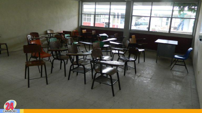 ¡Sin respuesta! Colegios de Carabobo sin mantenimiento por falta de insumos