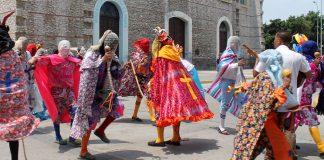 N24C - Como ya es tradición este jueves 20 de junio; se celebró la conmemoración del día de los Diablos Danzantes de Patanemo; lo......