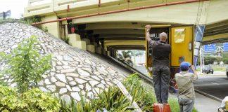 N24C - Gustavo Gutiérrez alcalde de Naguanagua; enfatizó que gracias a labores de Fundanagua la rehabilitación de los semáforos actualmente.....