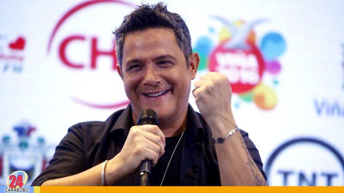 Alejandro Sanz- Estrella en el paseo de la fama-noticias24carabobo